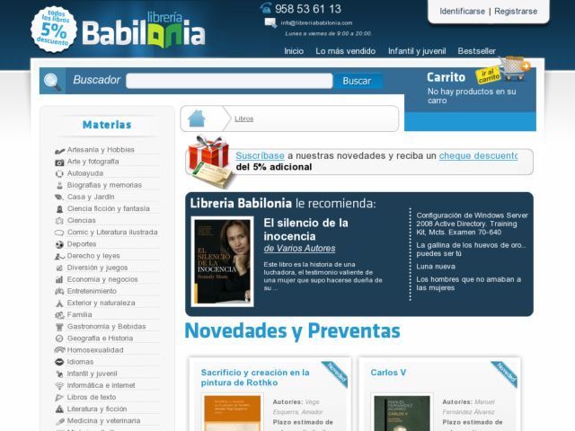 Babilonia books