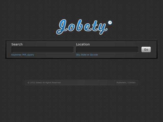 Jobety