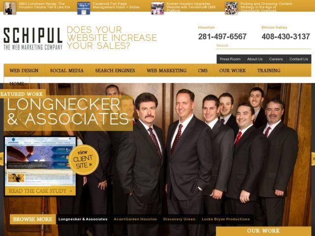 Schipul - The Web Marketing Company, Houston Texas