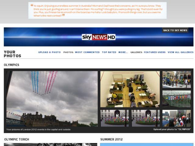 Sky News Photos