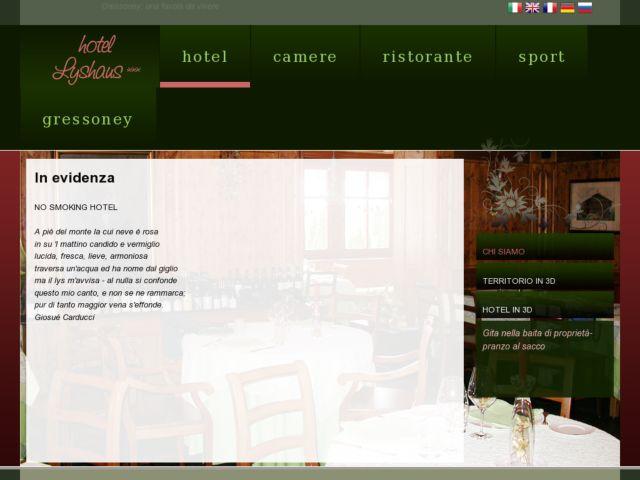 Lyshaus Hotel