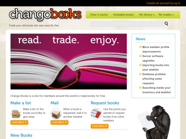 Chango Books