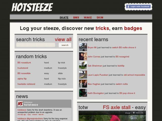 Hotsteeze