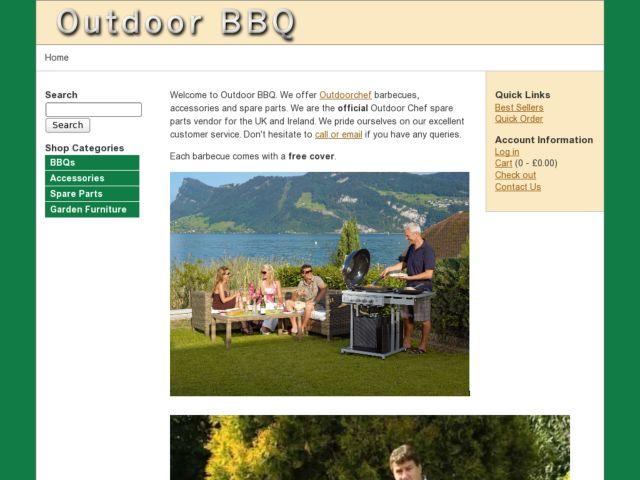 Outdoor BBQ