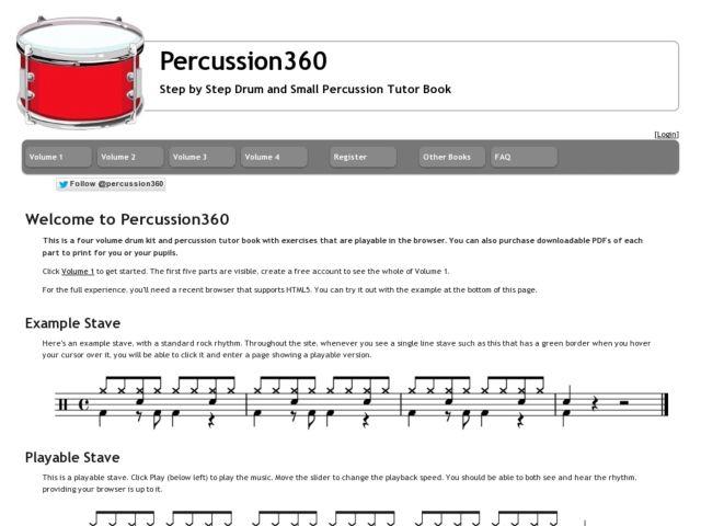 percussion360