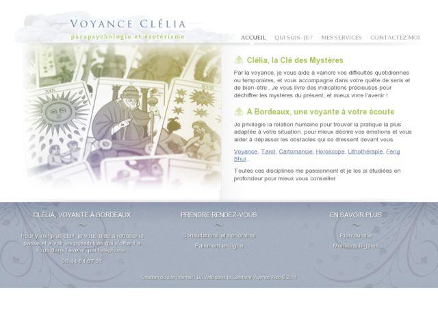 Voyance Clélia Bordeaux