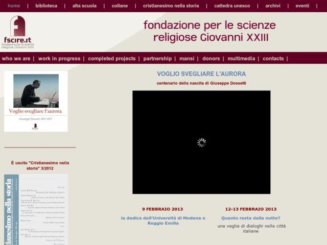 screenshot of Fscire