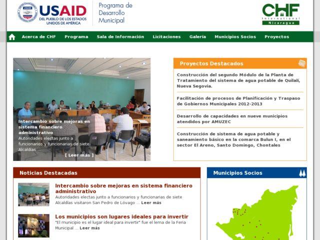 CHF Nicaragua