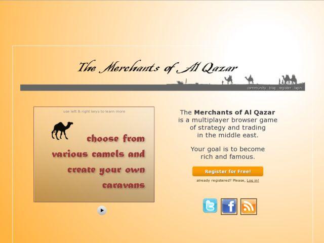 The Merchants of Al Qazar