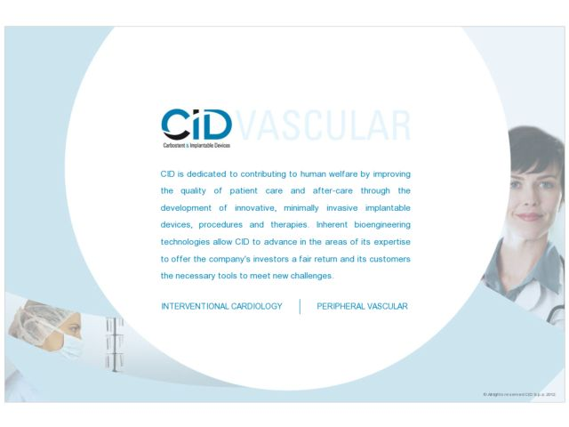screenshot of Cidvascular