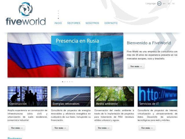 FiveWorld