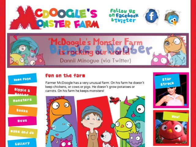 McDoogle's Monsters
