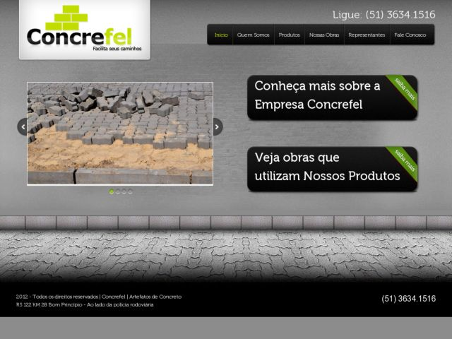 screenshot of Concrefel