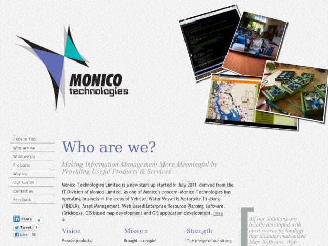 Monico Technologies Limited