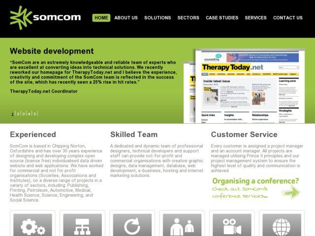 SomCom Ltd