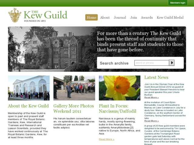 The Kew Guild