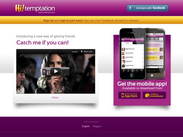 screenshot of Hi!temptation