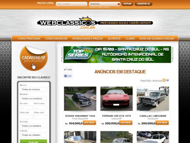 WebClassicos