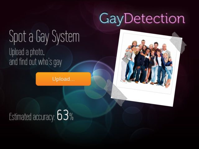 Gay Detection