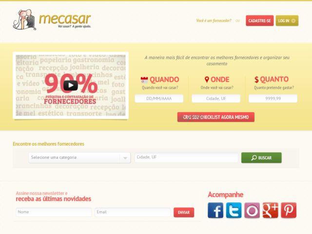 screenshot of MeCasar