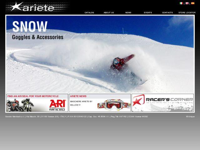 screenshot of Ariete