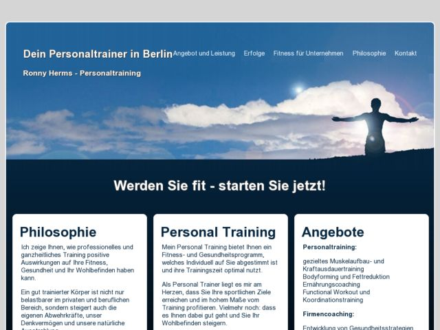 Your Personaltrainer Berlin
