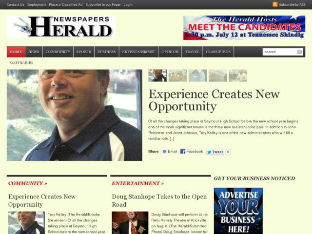 Seymour Herald