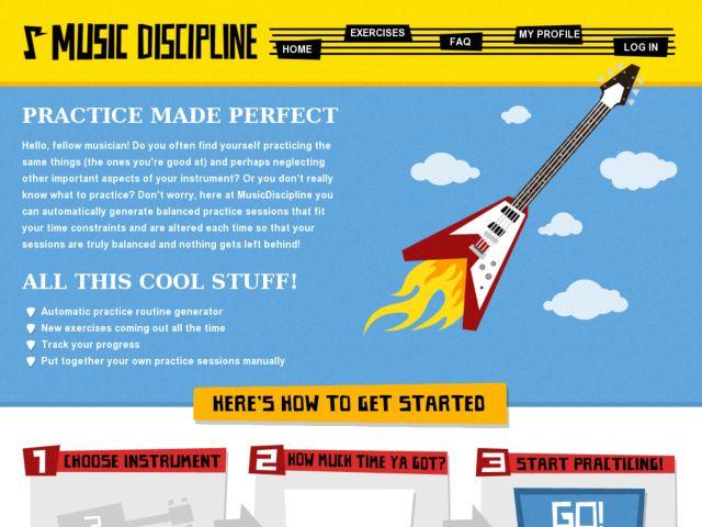 Music Discipline