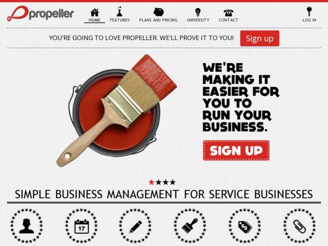 Propeller Business Management