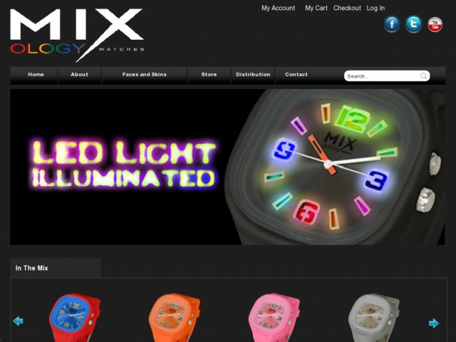 Mixology Watches