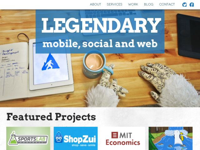 Yeti | Legendary mobile, social and web
