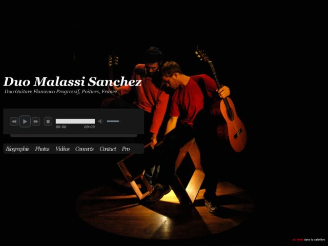 screenshot of Duo Malassi Sanchez