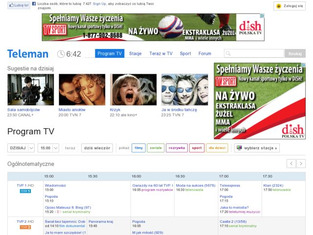 Teleman - TV Guide