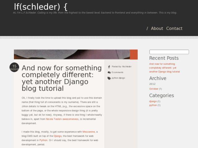 schleder.net
