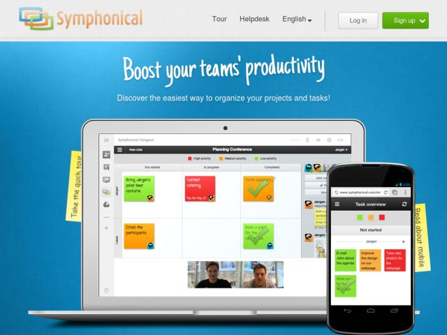 Symphonical.com - Boost your teams' productivity