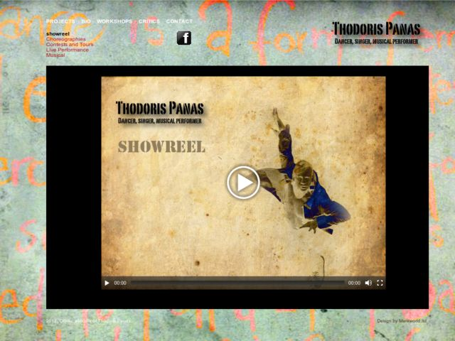 Thodoris Panas official site
