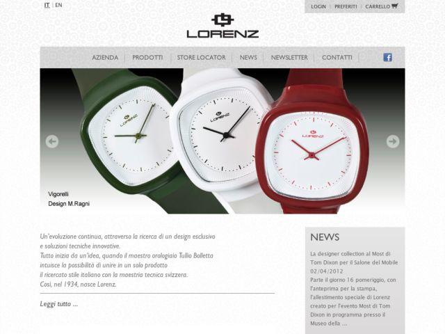 Lorenz ecommerce