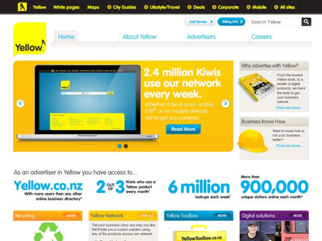 Yellow Pages Group New Zealand