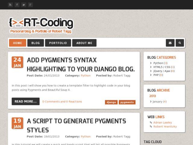 RT Coding