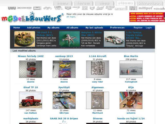 Modelbrouwers.nl scalemodelling community albums