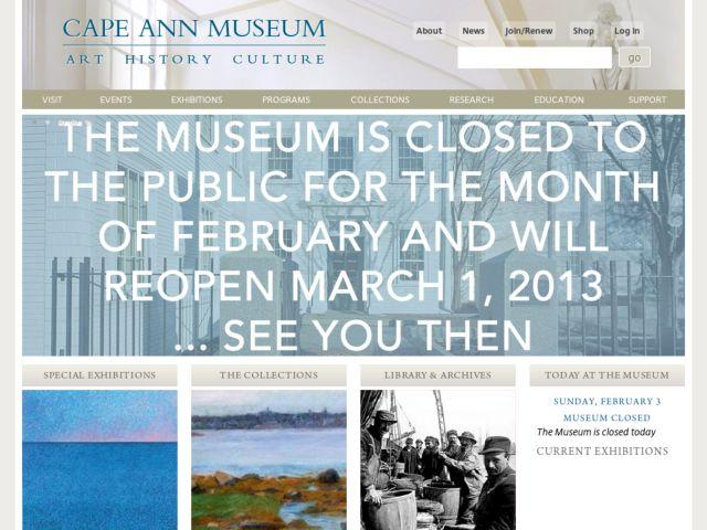 Cape Ann Museum