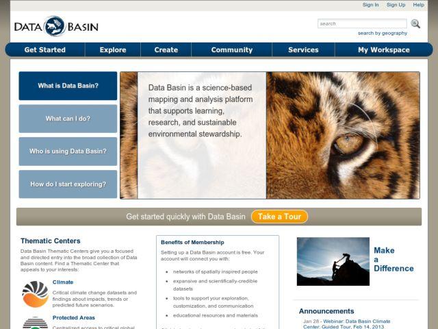 Data Basin