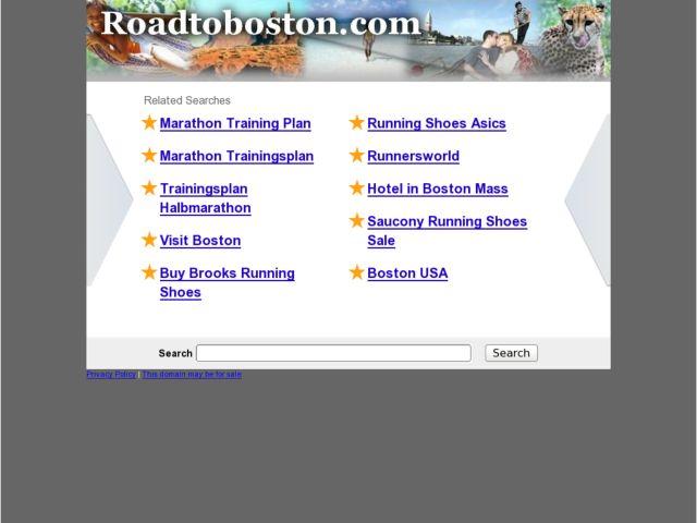 screenshot of Training Plan Generator