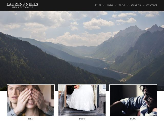 Video- and Photography portfolio