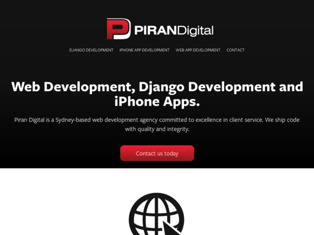 Piran Digital Django Web Development