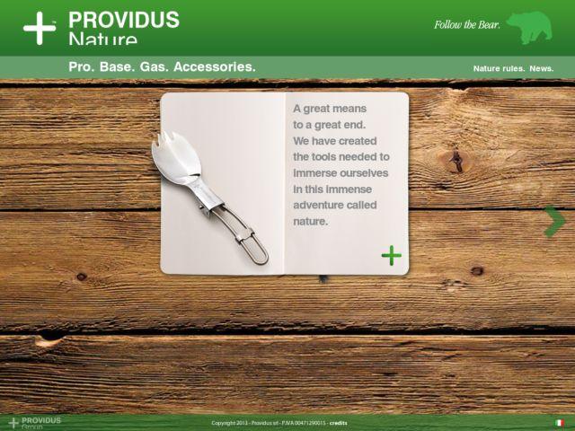 screenshot of +Providus Nature