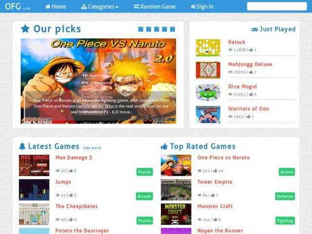 Online Flash Games