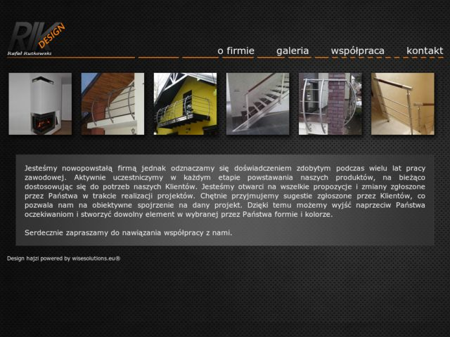 Rik Design Metal Design for Your Home