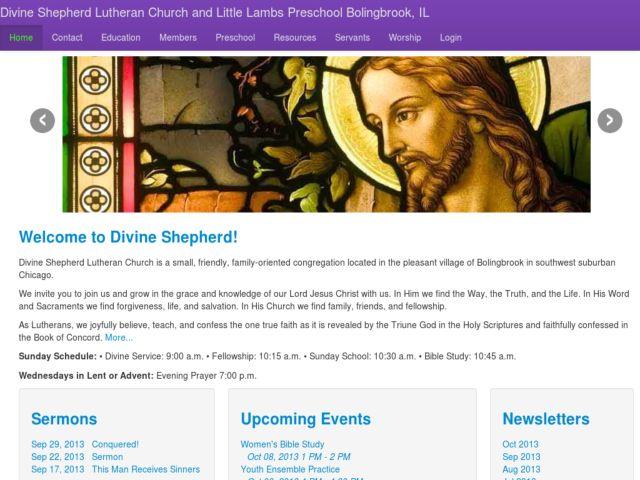 Divine Shepherd Lutheran Church