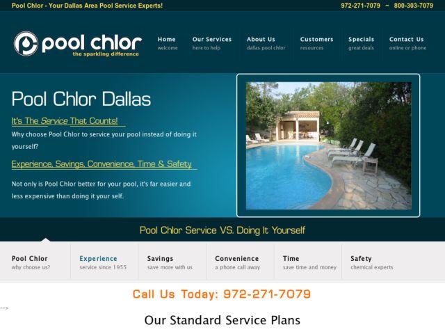 Pool Chlor Dallas
